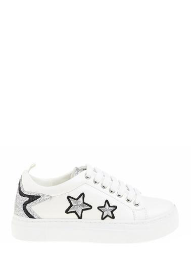 İnci Sneakers Beyaz